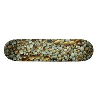 Beautiful Pebbles from Oahu Skate Board Deck