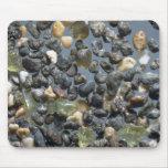 Beautiful Pebbles from Waimea, Hawaii Mouse Pads