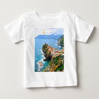 Beautiful Peninsula, Vernazza, Italy Baby T-Shirt