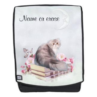 Beautiful Persian kitty cat Backpack