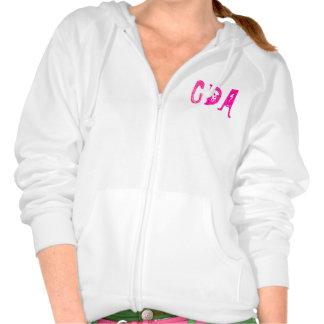 Beautiful/personalize Women's Fleece Raglan Hoodie