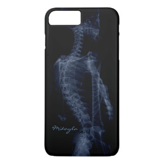 Beautiful, Personalized Body X-Ray iPhone 7 Plus Case