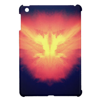 Beautiful photo of clouds after a tornado storm iPad mini cover
