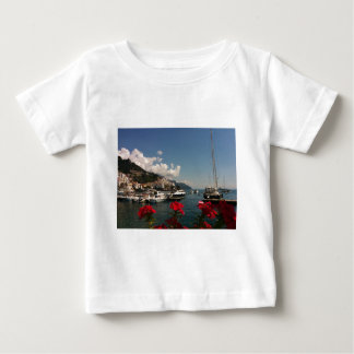 Beautiful Photograph of the Amalfi Coast, Italy Baby T-Shirt
