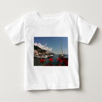 Beautiful Photograph of the Amalfi Coast, Italy Baby T-Shirt