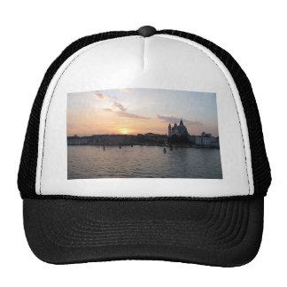 Beautiful photograph of Venice lagoon landscape Mesh Hats
