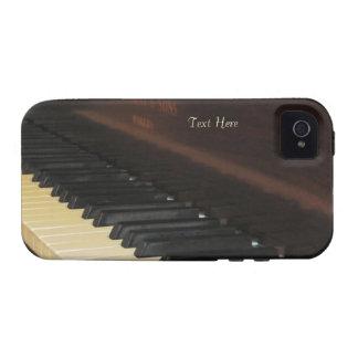Beautiful Piano iPhone 4 Case
