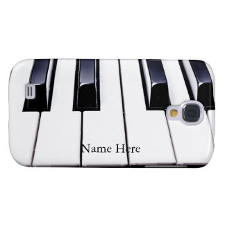 Beautiful Piano Keys Samsung Galaxy S4 Case
