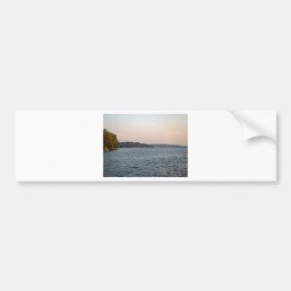Beautiful picture of Lake Ontario Bumper Sticker