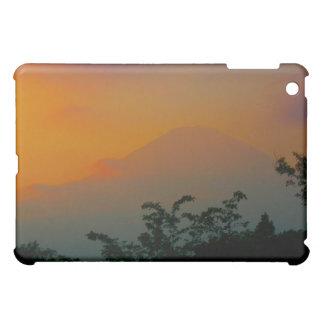 Beautiful Picture of Mt. Fuji in Japan iPad Mini Cover