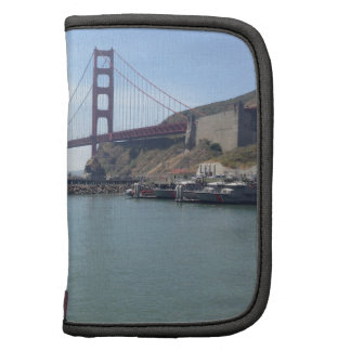 Beautiful picture of the Golden Gate bridge Folio Planners
