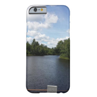 "Beautiful picture of the ""Michigamme River"" Barely There iPhone 6 Case"
