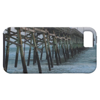 Beautiful Pier and Waves (Oak Island, NC) iPhone SE/5/5s Case