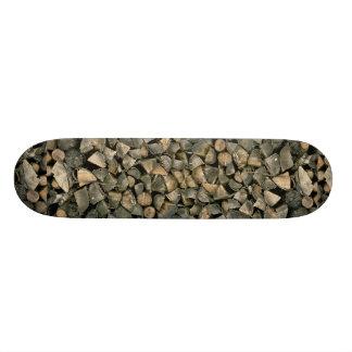 Beautiful Pile of wood Skate Board