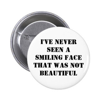 Beautiful Pinback Button