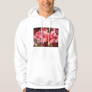 Beautiful Pink Azaleas Hoodie