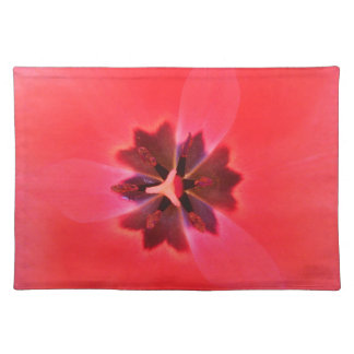 Beautiful Pink Flower Placemat