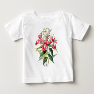 Beautiful pink flowers baby T-Shirt