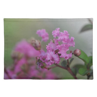 Beautiful Pink Flowers Placemat