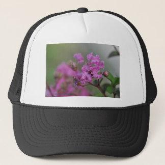 Beautiful Pink Flowers Trucker Hat
