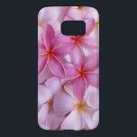 "beautiful pink flowers vector art samsung galaxy s7 case<br><div class=""desc"">beautiful pink flowers vector art</div>"