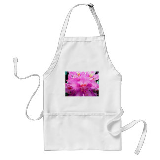 Beautiful Pink Rhododendron Pontica Adult Apron