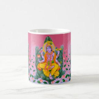 BEAUTIFUL PINK VISHNU MUG (choose ur color!)