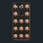"""Beautiful Pink White Lotus Flower Pattern Wood Nexus 6P Case<br><div class=""""desc"""">If you would like the designs on different products or have any questions,  please contact me.</div>"""