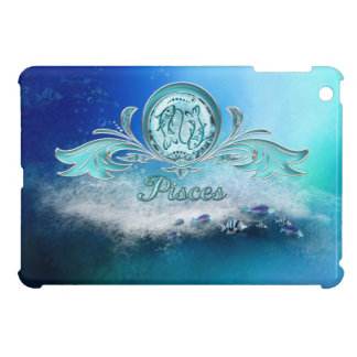 Beautiful Pisces Fish in Ocean iPad Mini Case