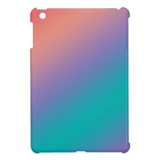 Beautiful Plain Wave Shades : add txt img Cover For The iPad Mini
