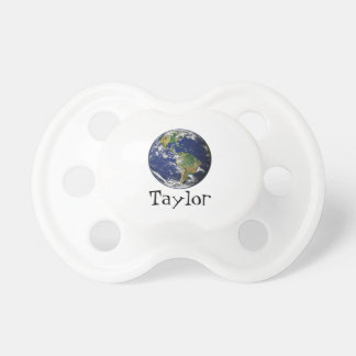 Beautiful Planet Earth BooginHead Pacifier