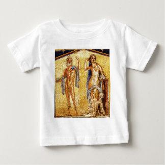 BEAUTIFUL Pompeii Mosaic Baby T-Shirt