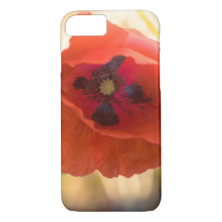 Beautiful poppy iPhone 8/7 case