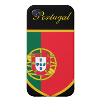Beautiful Portugal Flag iPhone 4 Cover