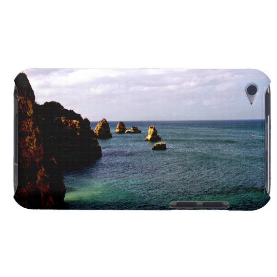 Beautiful Portugal Ocean - Teal & Azure Paradise Barely There iPod Cover
