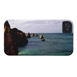 Beautiful Portugal Ocean - Teal & Azure Paradise Case-Mate iPhone 4 Cases