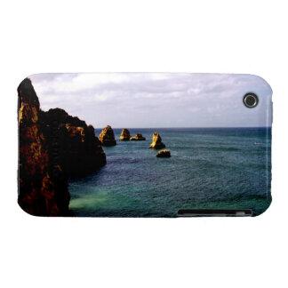 Beautiful Portugal Ocean - Teal Azure Paradise iPhone 3 Cases