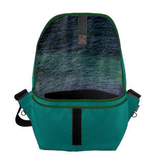 Beautiful Portugal Ocean - Teal & Azure Paradise Commuter Bags