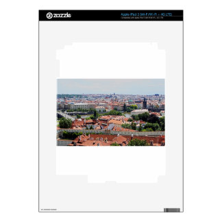 Beautiful Prague Decals For iPad 3