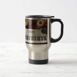 Beautiful Pretty Hakuna Matata Music Makers Travel Mug