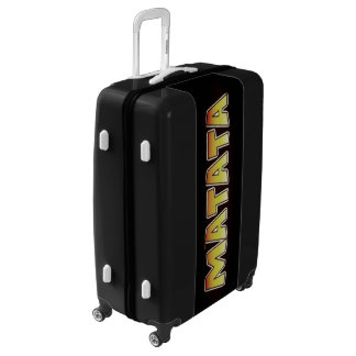 Beautiful Pretty Uniquely Exceptional Matata Luggage