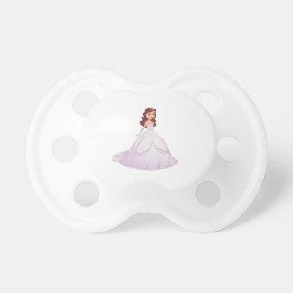 Beautiful Princess Pacifier