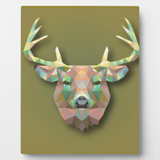 Beautiful print Moose bringing with it all prosper Plaque