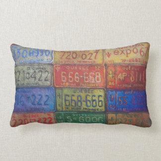 Beautiful province lumbar pillow