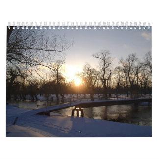 Beautiful Psalms 2018 Scriptures Calendar