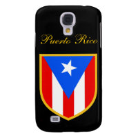Beautiful Puerto Rico Flag Samsung S4 Case