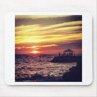 Beautiful Puerto Vallarta Sunset Mouse Pad