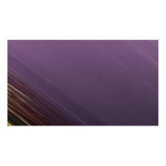 BEAUTIFUL PURPLE BACKGROUND MANDELBULB FRACTAL 3D. BUSINESS CARD