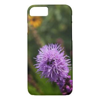 Beautiful Purple Blazing Star iPhone 8/7 Case