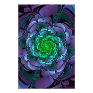 Beautiful Purple & Green Aeonium Arboreum Zwartkop Photo Print